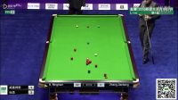 2016 Snooker international championship - R1 - Binham vs Zhangjiankang