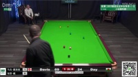 Snooker Championship League 2017 - G2- M Davis vs Day